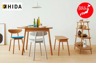 【cobrina/ コブリナ】家具が集まる様子は、まるで小動物の家族のようです。